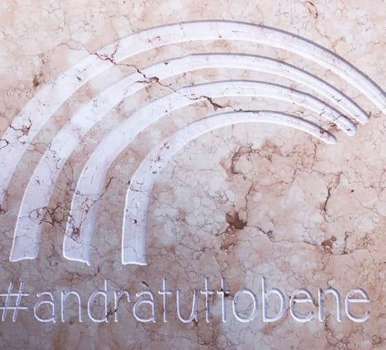 incisione su Pietra della Lessinia (o di Prun) personalizzata
